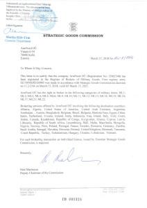 Strategic Goods commission_templiga-1